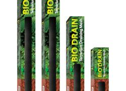 Bio drain mesh – siatka do systemu drenażowego terrarium