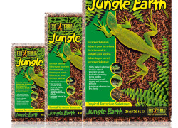 Jungle Earth – naturalne podłoże do terrarium