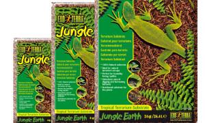 Jungle Earth – naturalne podłoże do terrarium