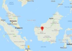 Czterech polskich obywateli zatrzymanych w zachodnim Kalimantan (Indonezja – wyspa Borneo)
