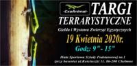 [Chełmno] Chemińskie Targi Terrarystyczne - TERMIN ODWOŁANY