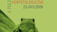 II Polskie Sympozjum Herpetologiczne